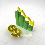 Economic indicators Stock Image