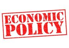 ECONOMIC POLICY Stock Photo