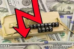 Economic problems Stock Images