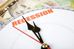 Economic Recession Stock Photos