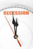 Economic Recession royalty free stock photo