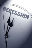 Economic Recession Stock Photography
