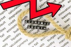The economic recession Stock Photos