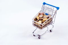 Economic recovery from the crisis. Money Royalty Free Stock Photos