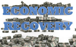 Economic Recovery - United States Stock Photo