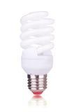 Economical bulb isolated Stock Photo