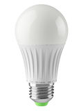 Economical energy savings modern LED lamp Stock Photos