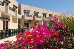 Economical hotel, Sharm el Sheikh, Egypt. Economy type hotel, Sharm el Sheikh, Egypt Royalty Free Stock Image
