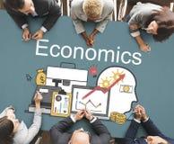 Economics Banking Finance Loan Money Concept Stock Images