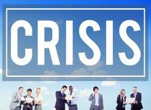 Economics Financial Crisis Risk Strategy Concept Stock Photos