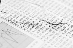 Economie Stock Foto