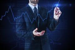 Economie en bankwezenconcept Stock Foto