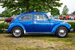 Economieauto Volkswagen Beetle, 1973 Stock Foto