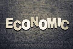 economisch royalty-vrije stock fotografie