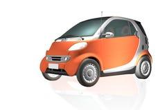 Economische auto. Royalty-vrije Stock Fotografie