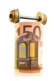 ECONOMISCHE KRACHT 5 Royalty-vrije Stock Fotografie