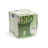 Economische sterkte - de macht van geld Stock Afbeeldingen