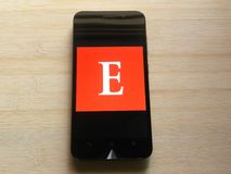 The Economist στοκ εικόνες με δικαίωμα ελεύθερης χρήσης