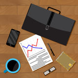 Economist jobs data analysis Stock Image