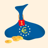 Economize Stock Image