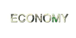 Economy-01 Imagen de archivo libre de regalías