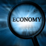 Economy royalty free illustration