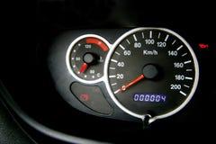 Economy Auto Meter Stock Images