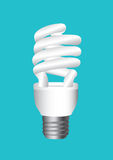 Economy bulb Royalty Free Stock Photos