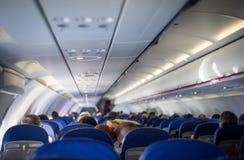 Economy Class Fuselage Royalty Free Stock Photo