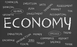 Economy concept Stock Image