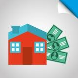 Economy concept design Royalty Free Stock Photo