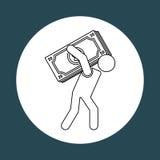 Economy concept design Royalty Free Stock Image