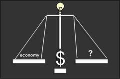 Economy concept, Royalty Free Stock Image
