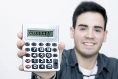 Economy and finance Royalty Free Stock Photos
