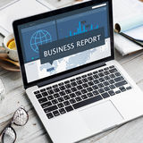 Economy Global Business Marketing Management Concept Royalty Free Stock Image