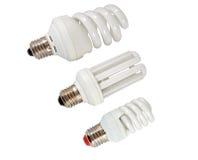 The Economy lamp Stock Photo