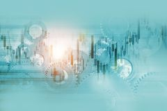 Economy Mechanisms Royalty Free Stock Images