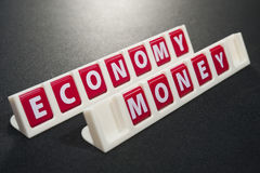Economy and money Royalty Free Stock Image