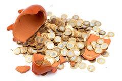 Economy Off Royalty Free Stock Photos
