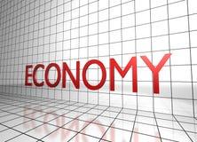 Economy presentation Royalty Free Stock Photo