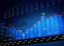 Economy recovery Stock Image
