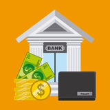 Economy and savings Royalty Free Stock Photo