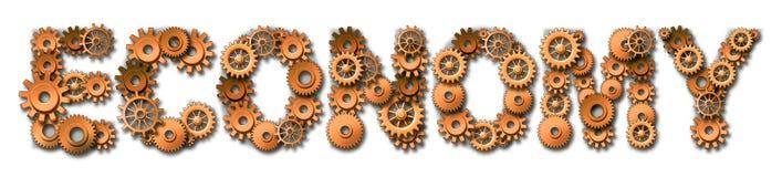 Economy symbol Royalty Free Stock Image