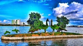 Ecopark Royaltyfri Foto