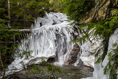 Ecopath - Canyon of Waterfalls Royalty Free Stock Image
