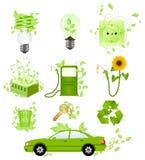 Ecoset Royalty Free Stock Image