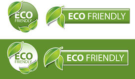 ecovänskapsmatch royaltyfri illustrationer