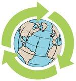 ecoworld Fotografering för Bildbyråer