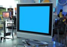 Ecrã de computador Fotografia de Stock