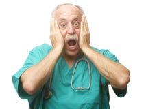 Ecstatic Doc Stock Image